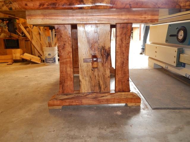 Pecan Table, B.Leatherwood 4067