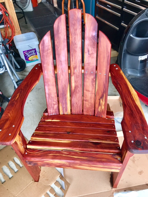 Randl Blair Cedar Adirondack after_linseed_oil_applied_1