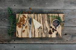 Pecan Cuttingboard, Spalted , Second Chance Custom