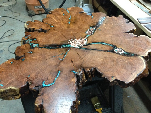 mesquite burl inlay with copper and turquois- alex s..jpg