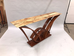 Pecan Table, Spalted, Jason Bedre1