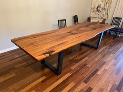 Mesquite top, 10', customer's base_1824.