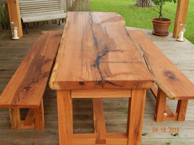Water Oak Picnic Table 532.JPG