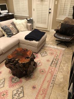Mesquite table , John Sherman 2