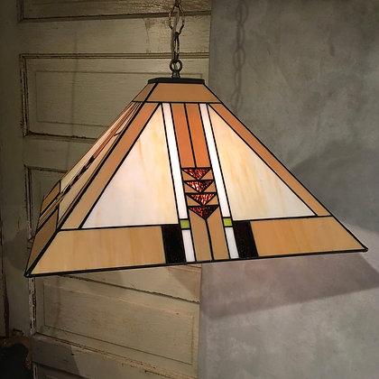 Glass shade pendant lamp/LP01-21