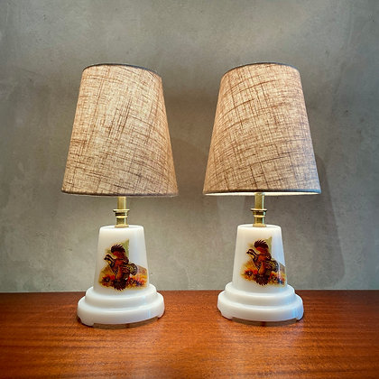 Bird motif table lamp/LT01-22,23