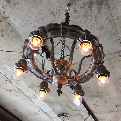 Antique chandelier/LP01-08,09