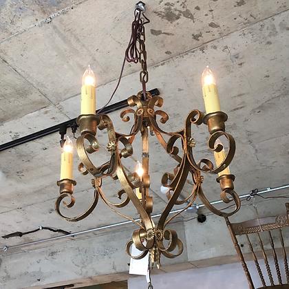 5 lights chandelier/LP01-17