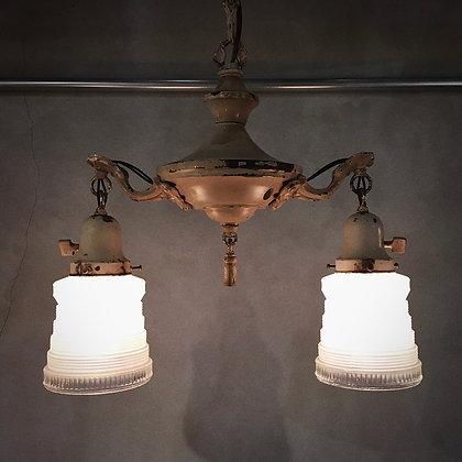 2 lights chandelier/LP01-16