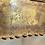 """Thumbnail: Brass ornament """"MOON"""" by Bijan/OM01-28"""