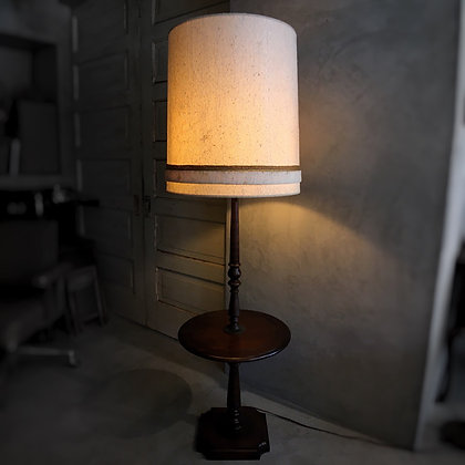 Floor lamp with table/LF01-10