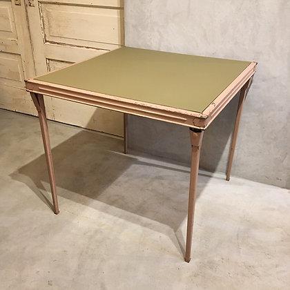 Metal folding table/TM01-05