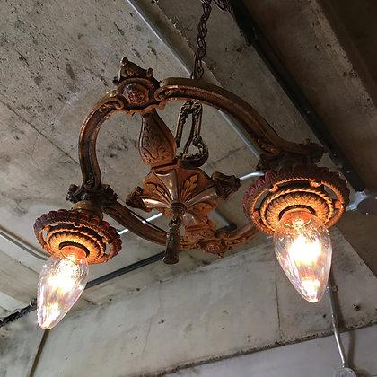 2 lights chandelier/LP01-13