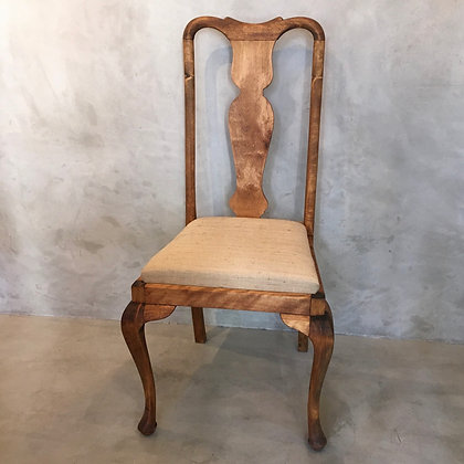 Queen Anne chair/Wb-12