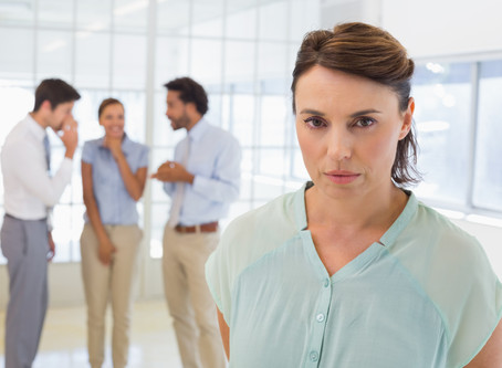 Workplace Gossip = Lack of Trust = Decrease in Productivity = Reduction in Profits
