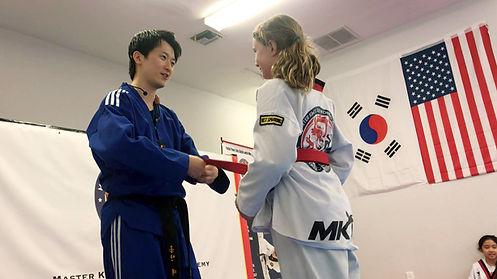 Taekwondo in dublin ca