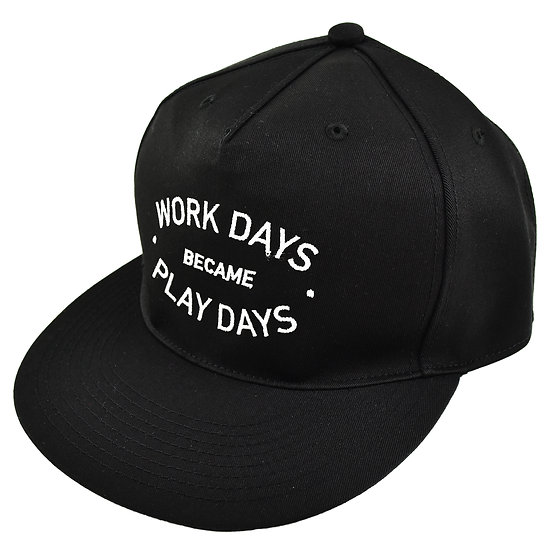 P01 (プレイ) WORKPLAY CAP SB
