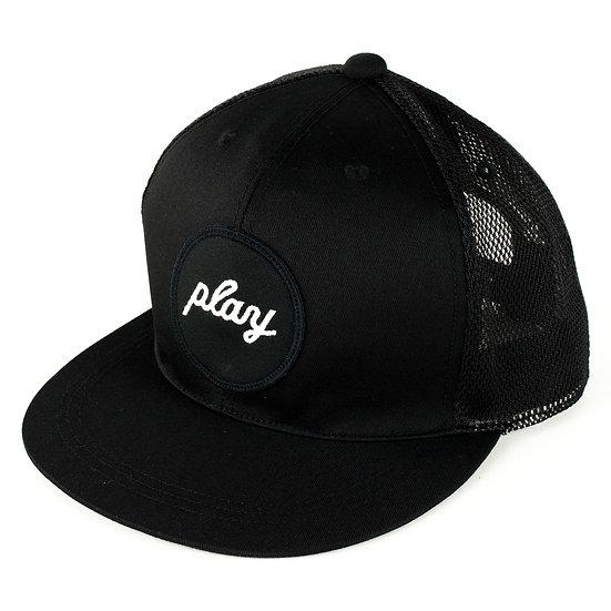 P01 (プレイ) PLAY MESH CAP