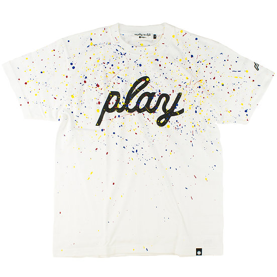 P01 (プレイ) SPLAYSH PLAY TEE