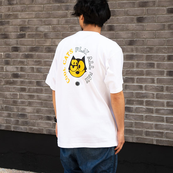 P01 (プレイ) COOL CATS 2 TEE