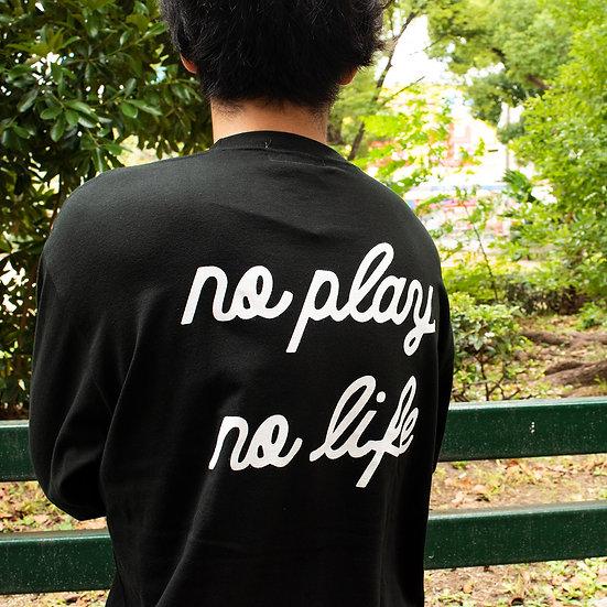 P01 (プレイ) PLAY L/S TEE