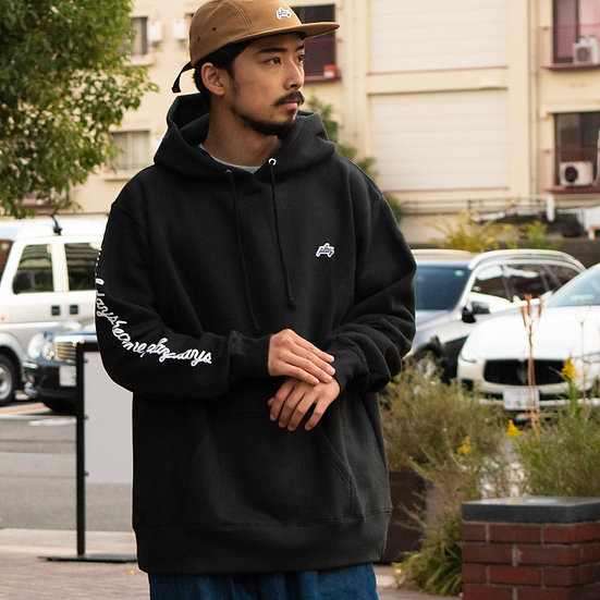 P01 (プレイ) PLAYER HOODED SW