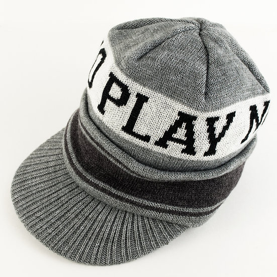 P01(プレイ) PLAY VISOR KNIT