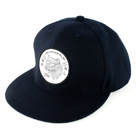 P01 (プレイ) CC MELTON CAP
