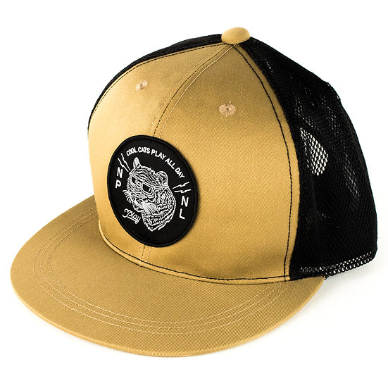 P01 (プレイ) CC MESH CAP