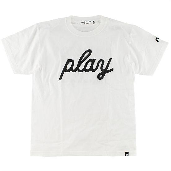 P01 (プレイ) PLAY TEE 2020