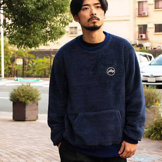 P01 (プレイ) FLEECE PLAY HOT CREW 2020
