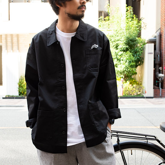 P01 (プレイ) WORK PLAY COVERALL