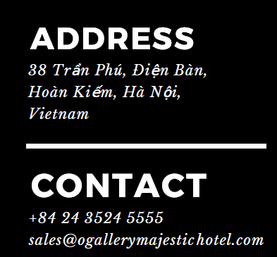 O gallery majestic hotel and spa contact