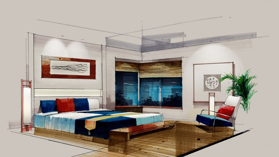 bedroom-floors-corner-design-sketch-bedr
