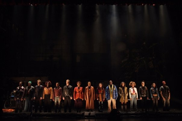 Rent National Tour
