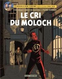 LE CRI DU MOLOCH - Blake et Mortimer T.27