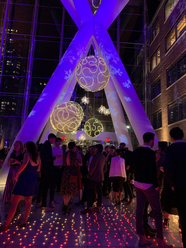 Capco employee event in the heart of downtown Toronto