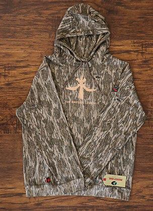 Mossy Oak Bottomland - Hooded Sweatshirt w/ Logo