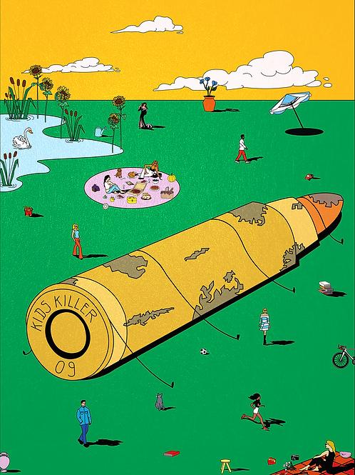 """""""Bullet"""" - Édition Numérotée"""