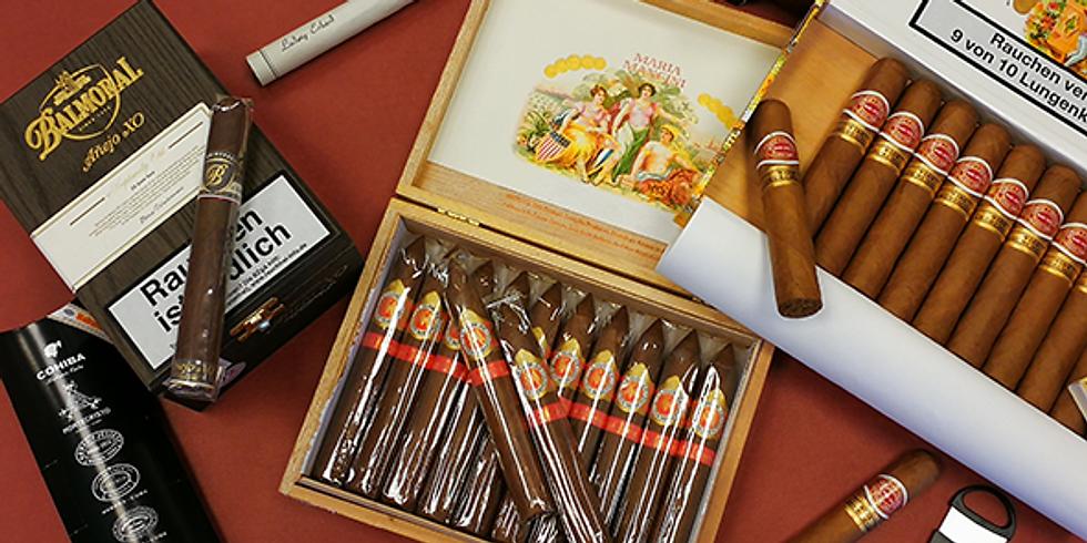 Zigarren-Genießerabend AUSVERKAUFT!