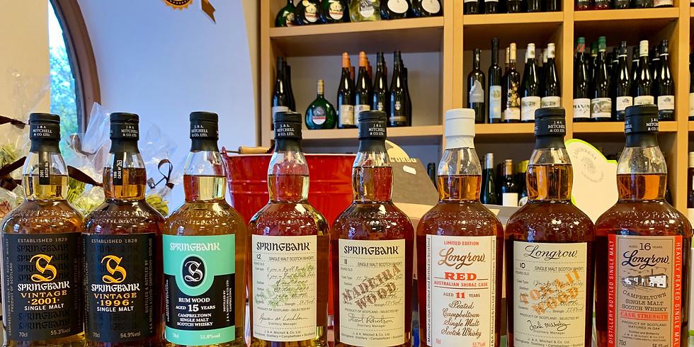 Springbank Distillery-Special