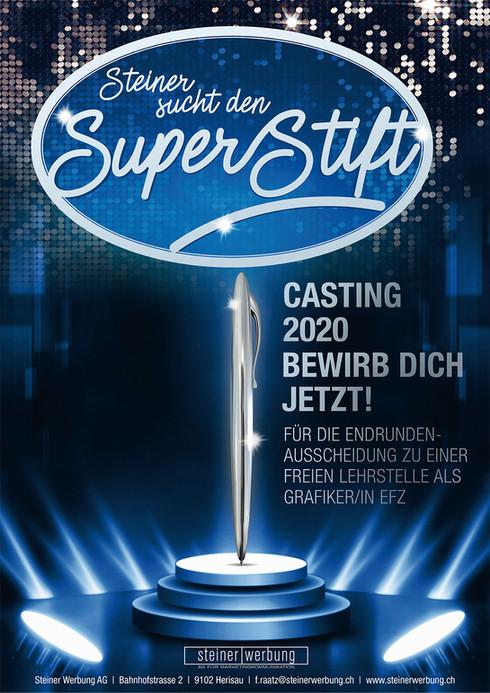 Steiner sucht den Superstift