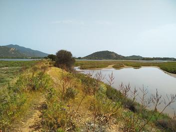 Laguna di Colostrai, Muravera