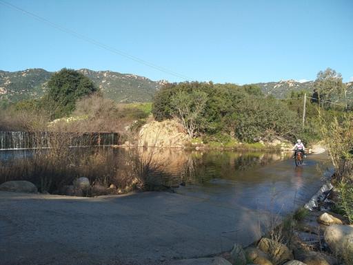 Rio Monte Porceddus, San Vito