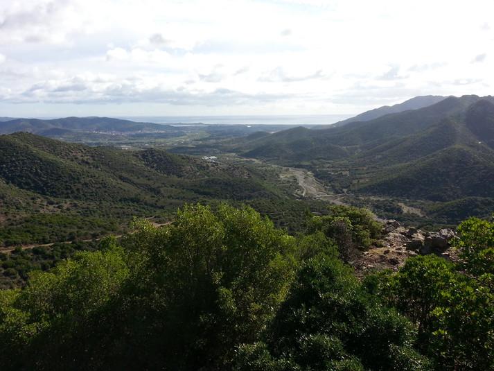 Arcu Is Tellas, San Vito