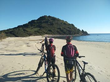 Spiaggia di Monte Turno, Castiadas