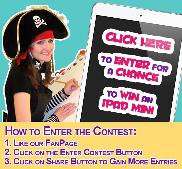SassyTuna wants you to win and Ipad MINI!!