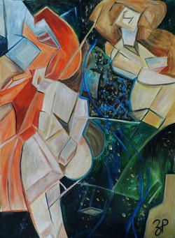 Cubism Rendition