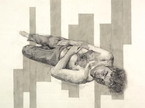 Daniel Reclining Giclée Print