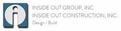 Inside Out logo and website design